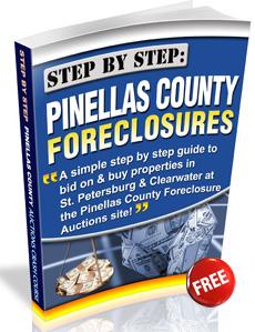 Pinellas Foreclosure Listing E-book